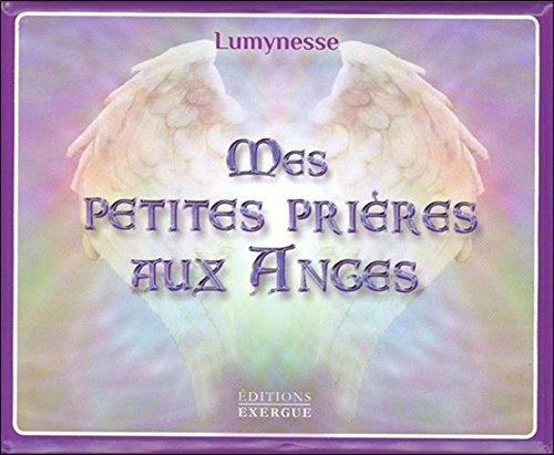 Mes petites prières aux anges - Coffret de 31 cartes + livre de 32 pages par Lumynesse