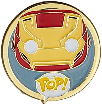 Funko - Pins Marvel - Civil War - Iron Man Pop ...