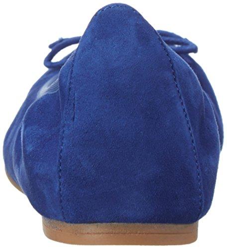 Unisa Damen ACOR_17_KS Geschlossene Ballerinas Blau (Persia)