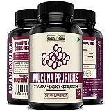 Simply Nutra Mucuna Pruriens Kapiakchu Extract - 500mg - 90 Veg Capsules