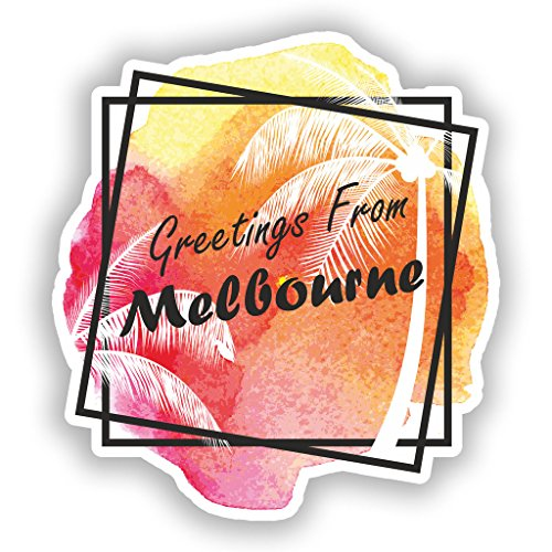 2-x-10cm-100mm-greetings-from-melbourne-vinyl-stickers-travel-luggage-7665