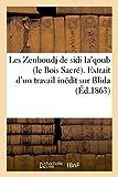 Image de Les Zenboudj de sidi Ia'qoub (le Bois Sacré). Extrait d'un travail inédit sur Blida