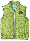 Napapijri K Acalmar Vest, Gilet Bambino, Verde (Piquant Green), 152 (Taglia Produttore: 12)