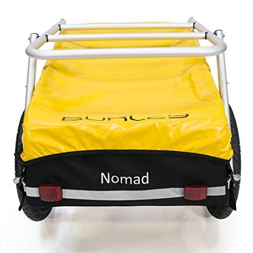 Burley Fahrradanhänger Gepackträger für Nomad - 2