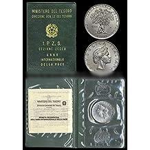 2323eb5e4e Italia 500 lire Argento