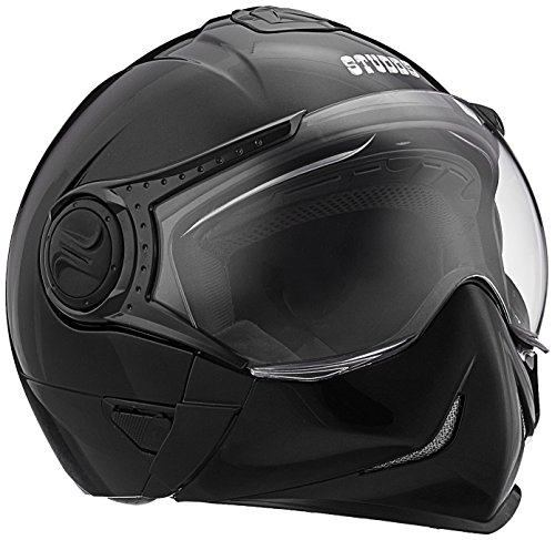 Studds Full Face Helmet Downtown (Black, L)