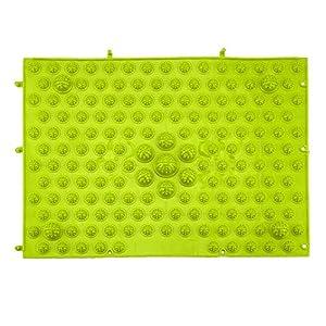 Akupressurmatten Fureflexzonenmassage Fumatte Pain Relief 37x275cm Grn