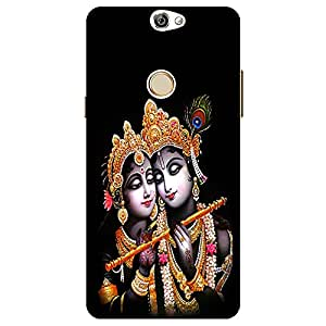 Radha krishanna - Mobile Back Case Cover For COOLPAD MAX