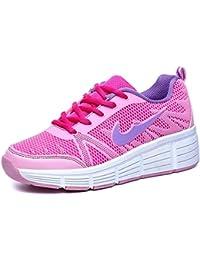 Zapatillas con ruedas automáticas para niños - Rosa - Varias tallas