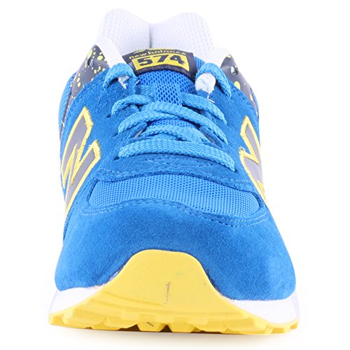 New Balance KL574, Sneakers basses fille blue
