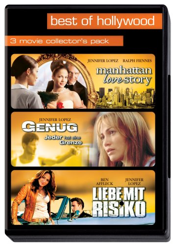 Best of Hollywood - 3 Movie Collector's Pack: Manhattan Love Story / ... [3 DVDs]