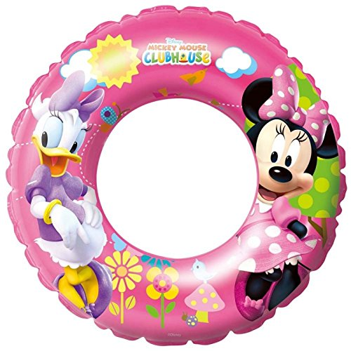 Bestway Schwimmring Mickey Mouse Clubhouse Girls, 50 x 11 cm -