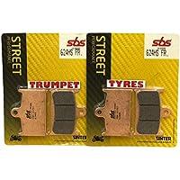 SBS Street Sintered Front Brake Pads 624HS Triumph 900 Daytona Sprint 94