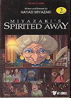 Spirited Away Film Comic 2 (1569317925)   Amazon price tracker / tracking, Amazon price history charts, Amazon price watches, Amazon price drop alerts