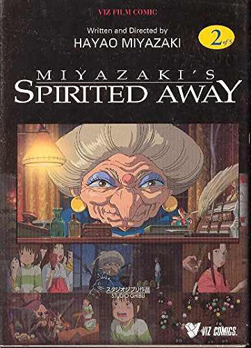SPIRITED AWAY TP VOL 02: v. 2