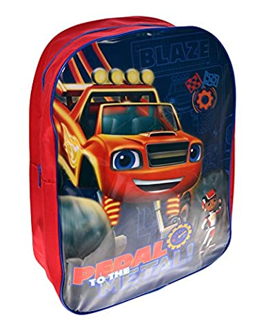 Kids Childrens Boys Girls Blaze And The Monster Machines Character