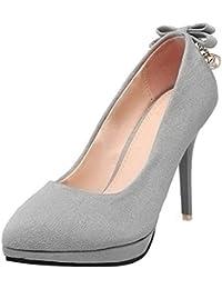407ac32e4d18 Amazon.fr   hautes uk - Escarpins   Chaussures femme   Chaussures et ...