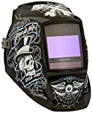 Miller 257214serie Elite Digital velocidad de la suerte tienda soldadura casco, Motorsports