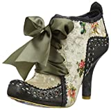Irregular Choice Abigail's Third Party, Bottines Femme, Vert (Green BZ), 41 EU