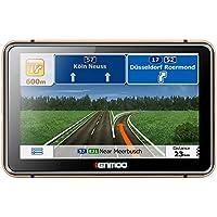 cenmoo HD de 7 pulgadas GPS coche navegación 800 M/FM/8GB/DDR3