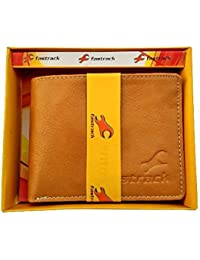 Men's Wallet Tan Theme Stylish Genuine Leather Wallet