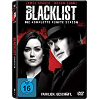 The  Blacklist - Die komplette fünfte Season
