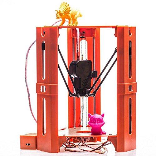 INNOVATION 101HERO Mini Jouets Desktop Diy Imprimantes 3D Imprimantes Home Imprimante pour débutants, facile à installer , yellow