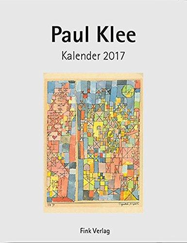 Paul Klee 2017: Kunst-Einsteckkalender