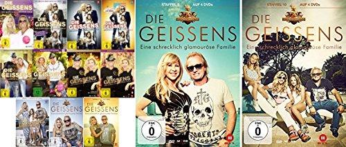 Staffel 1-10 (40 DVDs)