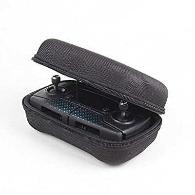 Flycoo Hardshell Carrying Case for DJI Mavic Pro Drone and Remote Control Portable Small Storage Bag Box