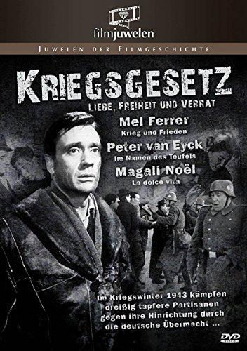 Bild von Kriegsgesetz - Gesetz ohne Gnade (Filmjuwelen)