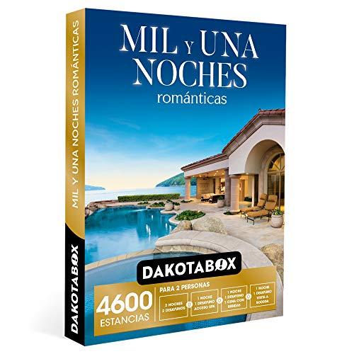 Dakotabox Mil et Une Nuit Romantique Coffret Cadeau, Unisexe Adulte, Standard