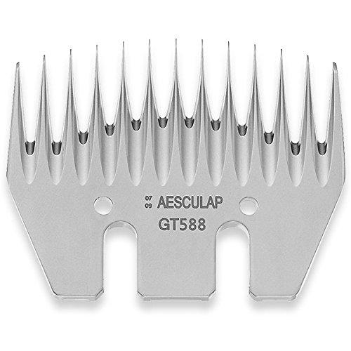 Aesculap Accessoires de rasage Peigne Aesculap GT 588 sous plaque 13Z 3,5 mm hauteur de coupe