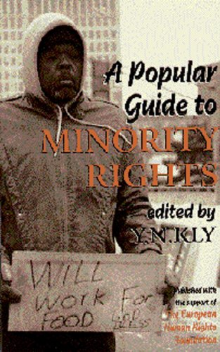 Popular Guide to Minority Rights por First Last