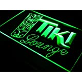 ADV PRO s002-g Tiki Lounge Mask Bar Pub Neon Light Sign Barlicht Neonlicht Lichtwerbung
