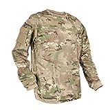 Valken Boy Tactical Kilo Combat Operational Camouflage Muster Shirt, groß, Olivgrün