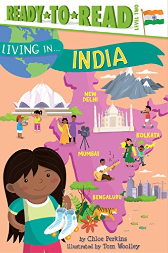 Living in . . . India por Chloe Perkins