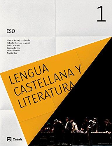 Lengua castellana y Literatura 1 ESO (2015) - 9788421854877 por VV.AA.