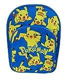 Marchandises Enfants Best Deals - Pokemon Sac à dos enfants, bleu (bleu) - POK001005