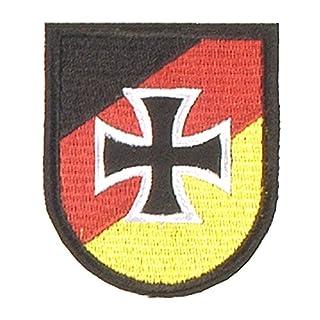 A. Blöchel Viele verschiedene Stoffabzeichen Deutschland Bundeswehr US Army US Airforce Landesflaggen Dienstgradabzeichen (Reservist der Bundeswehr)