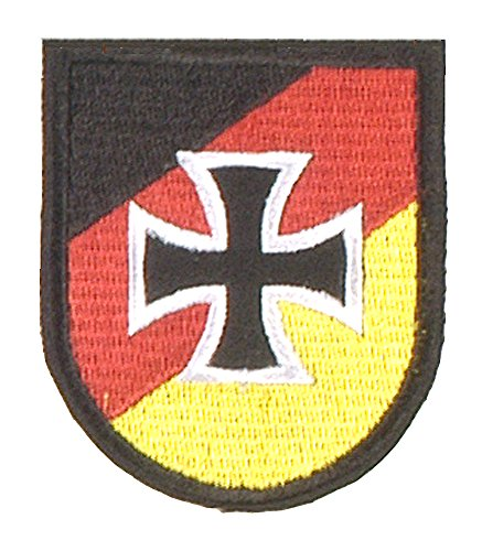 Schulterklappen Kostüm - A. Blöchel Viele verschiedene Stoffabzeichen Deutschland Bundeswehr US Army US Airforce Landesflaggen Dienstgradabzeichen (Reservist der Bundeswehr)