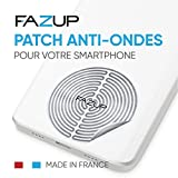 Fazup // Patch Anti Onde Pour Smartphones // Apple Samsung Huawei Lg Sony Nokia Wiko Htc Blackberry Motorola