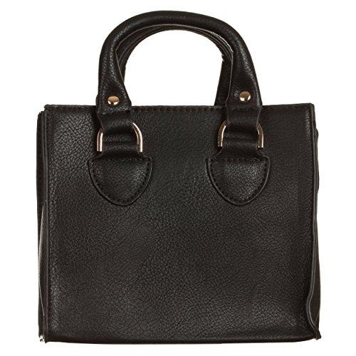VialeScarpe  I6-EZBO15508NE_UNI, Pochette pour femme noir noir taille unique Noir