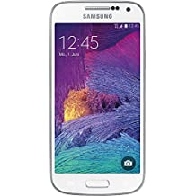 Samsung Galaxy S4 mini Smartphone (10,8 cm (4,3 Zoll) Touch-Display, 8 GB Speicher, Android 4.4) weiß