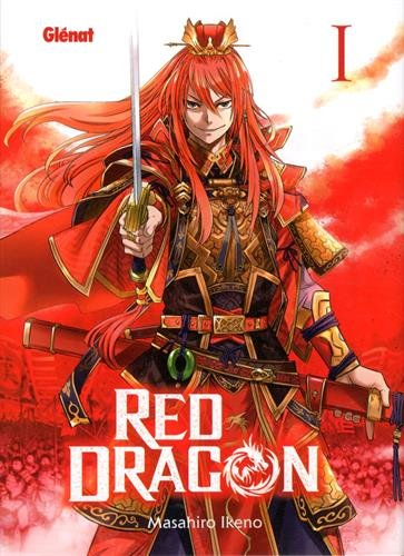 Red dragon (1) : Red dragon