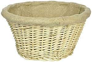 Matfer 21cm Banneton Line Lined Basket