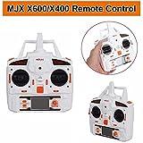 YUNIQUE ITALIA® Radiocomando controllo remoto di ricambio per Drone RC Quadricottero MJX X400 X600