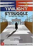 GMT Games - Jeu de société (anglais) - Twilight Struggle The Cold War 1945-1989