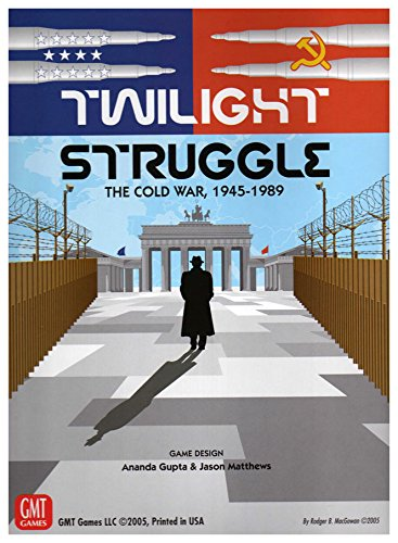 [UK-Import]Twilight Struggle The Cold War 1945-1989 Deluxe Edition