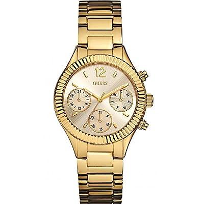 GUESS W0323L2 - Reloj, con correa de acero inoxidable de GUESS